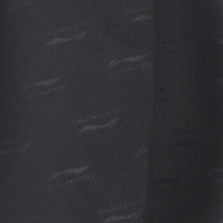 LI-NING 李宁 LSSL097 男士平角泳裤 黑色 XL