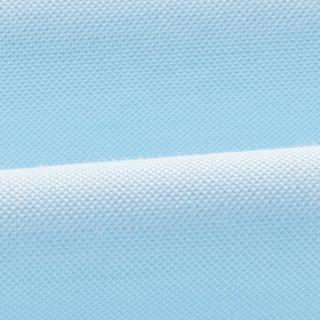 FIRS 杉杉 CB1330-5D 男士牛津纺短袖衬衫 天蓝 44