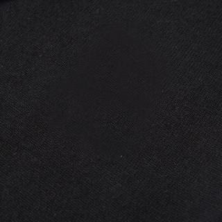 CARTELO 16018KE12291 男士修身V领套头针织衫 黑色 M