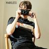 Markless TXA7667M 男士短袖POLO衫 黑色 L