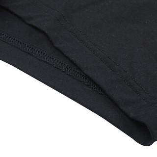 AIMER MEN 爱慕先生 NS23S11 男士中腰平角内裤 黑色 175/90/M