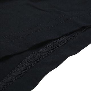 AIMER MEN 爱慕先生 NS23S71 男士中腰平角内裤 黑色 170/S