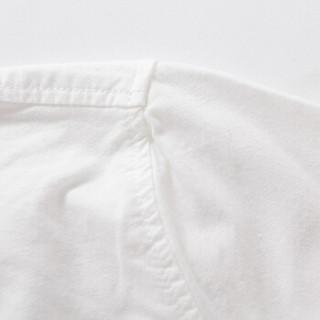 Semir 森马 13416050020 女士长袖衬衫 本白 S