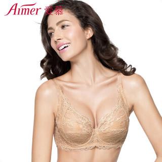 Aimer 爱慕 AM12JE1 女士3/4罩杯内衣 肤色 C85