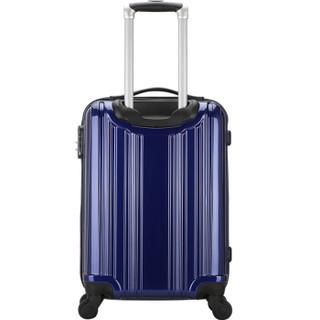 OIWAS 爱华仕 6111 万向轮旅行箱 蓝色 24寸