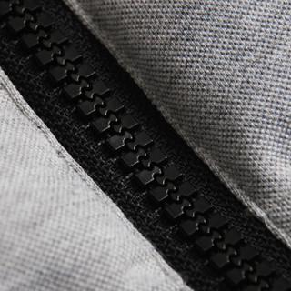 Markless YRA2330M 男士加厚修身羽绒服 浅灰色 XL