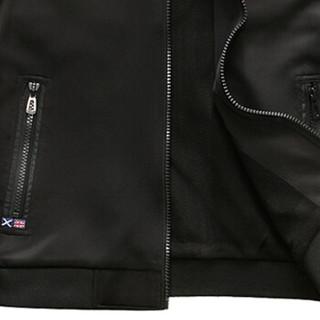 ZHAN DI JI PU 58137 男士马甲 黑色 XL
