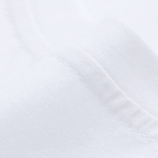 Markless TXN601MB1 男士休闲圆领印花短袖T恤 白色-北欧鹿 XL