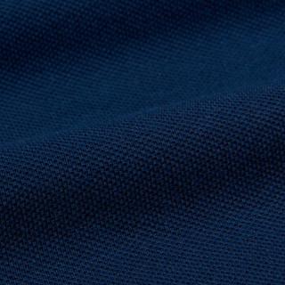 FIRS 杉杉 DDX17A08-4 男士翻领纯棉短袖T恤 藏蓝 175