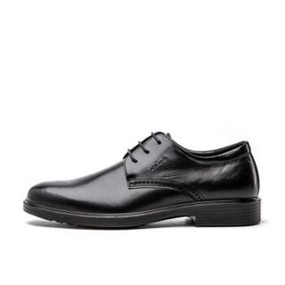 AOKANG 奥康 165111282 男士商务正装皮鞋 黑色 40