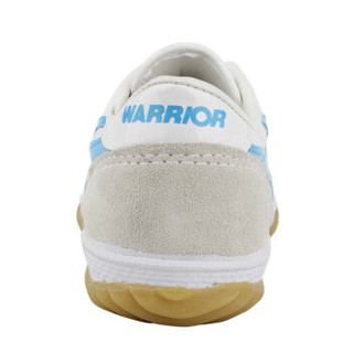 WARRIOR 回力 中性款休闲运动鞋 白蓝 44