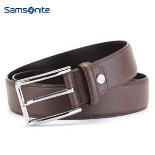 Samsonite 新秀丽 TK2*03006 男士针扣皮带