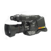 Panasonic 松下 HC-MDH3GK 高清肩扛摄像机