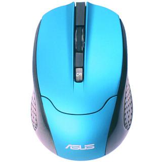 ASUS 华硕 EQ-30 红外无线鼠标 蓝色