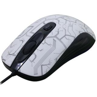 NEWMEN 新贵 GX1-F 鼠标 (白色)