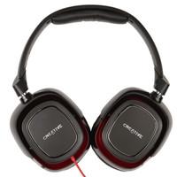 CREATIVE 创新 HS-880 头戴式游戏耳机 黑色