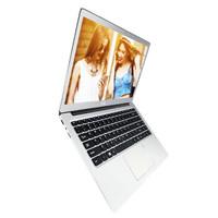 Haier 海尔 简爱X14 14英寸笔记本 (Intel四核 4G 128G 1080P ) 银色