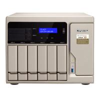 威联通(QNAP)TS-877-1700 八核心16G版   企业级8盘位大容量监控网络云存储服务器NAS