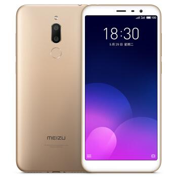MEIZU 魅族 魅蓝 6T 智能手机 4GB 32GB 香槟金