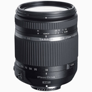 TAMRON 腾龙 B008TS 18-270mm F/3.5-6.3 Di II VC PZD 变焦镜头