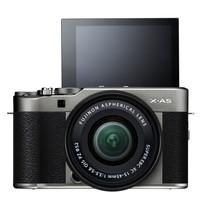 61预售:FUJIFILM 富士 X-A5 无反相机套机 (XC 15-45mm)