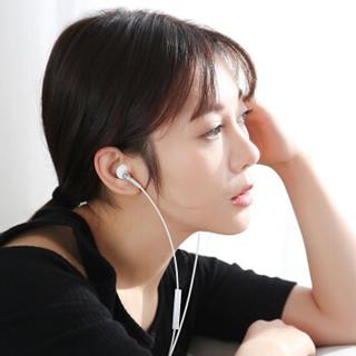 MI 小米 小米双单元 半入耳式耳机