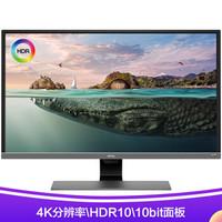 BenQ 明基 EW3270U 31.5英寸 4K HDR显示器