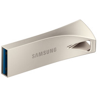 SAMSUNG 三星 Bar Plus USB3.1 U盘 128GB 香槟银