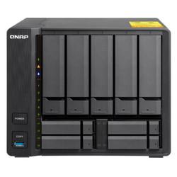 QNAP 威联通 TS-932X-8G 9盘位 企业级NAS存储 + 西部数据 18TB(6TB*3)3.5英寸机械硬盘套餐