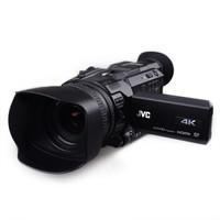 JVC 杰伟世 GY-HM171K 专业摄像机 黑色