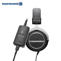 beyerdynamic 拜亚动力 Amiron home +Impacto 可换线HIFI耳机+高端便携解码耳放 组合套装
