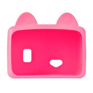 猫王收音机 保护套 粉色