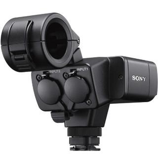SONY 索尼 XLR-K2M 麦克风套装 适用索尼7系微单/部分摄像机