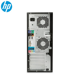 HP 惠普 Z240 Z240 台式工作站 ( E3-1225V5、16GB、256GSSD+1T)