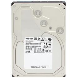 TOSHIBA 东芝 MG04ACA600E 7200转 128M SATA3 企业级硬盘 6TB