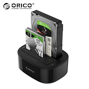 京东PLUS会员:ORICO 奥睿科 硬盘盒底座 2.5/3.5英寸