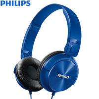 PHILIPS 飞利浦 SHL3060 头戴式耳机 蓝色