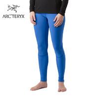 【18秋冬新品】Arcteryx 始祖鸟女款保暖运动内层长裤 Phase AR (M、黑色)