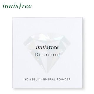 innisfree 悦诗风吟 控油矿物质散粉 限量版 04 钻石 5g