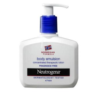 Neutrogena 露得清 密集滋润身体乳 155ml