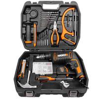 WORX 威克士 WX317.3 家用装修工具套装