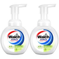 Walch 威露士 泡沫抑菌洗手液 青柠盈润 225ml*2瓶