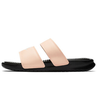 NIKE 耐克 819717-802 BENASSI DUO ULTRA SLIDE 女子拖鞋 两道杠