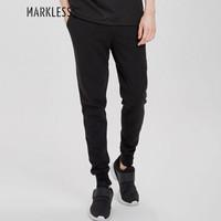 Markless CKA4849M 男士小脚休闲裤 黑色 170/M