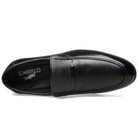 CARTELO 卡帝乐鳄鱼 1067 男士商务休闲皮鞋