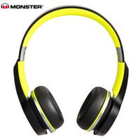 MONSTER 魔声 iSport Freedom 爱运动 自由2.0 头戴式蓝牙耳机
