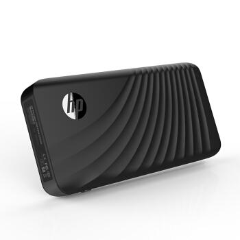 HP 惠普 Portable Thunderbolt 3 SSD P800系列 256G 移动固态硬盘