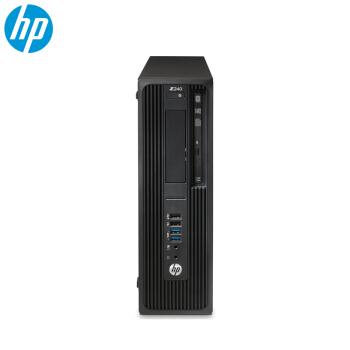 HP 惠普 Z240SFF 2GJ85PA 台式机工作站 (i3-7100、8GB、1TB)
