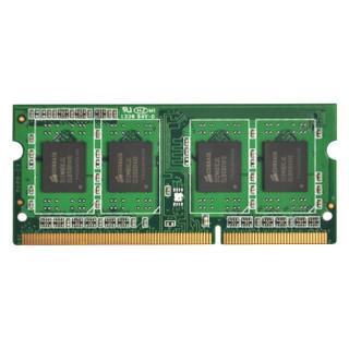 CORSAIR 美商海盗船 DDR3 1333 4GB 常电压 笔记本内存