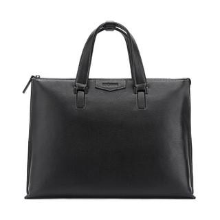 ELLE HOMME 10100111629035510 时尚男士手提公文包 黑色